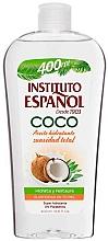 Parfums et Produits cosmétiques Huile pour corps - Instituto Espanol Coconut Body Oil