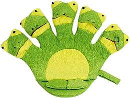 Parfums et Produits cosmétiques Eponge de bain pour enfants - Titania Frog