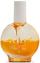 Parfums et Produits cosmétiques Huile pour ongles et cuticules - Kabos Nail Oil Yellow Flowers