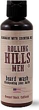 Parfums et Produits cosmétiques Shampooing pour barbe - Rolling Hills Men Beard Wash