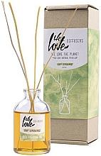 Parfums et Produits cosmétiques Diffuseur à bâtonnets à l'huile essentielle de citronnelle - We Love The Planet Light Lemongras Diffuser