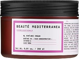 Parfums et Produits cosmétiques Crème à l'extrait d'aloès et vitamine E pour visage - Beaute Mediterranea Botox Like Syn Ake Cream