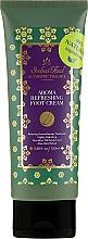 Parfums et Produits cosmétiques Crème hydratante à l'huile de son de riz et à l'aloès pour les pieds - Sabai Thai Rice Milk Aroma Refreshing Foot Cream