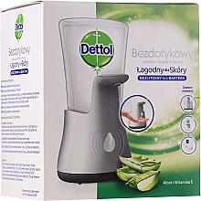 Parfums et Produits cosmétiques Distributeur automatique de savon - Dettol Aloe Vera&Vitamin E