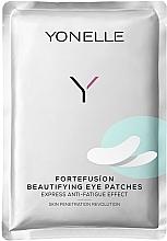 Parfums et Produits cosmétiques Patchs anti-fatigue pour contour des yeux - Yonelle Fortefushon Beautifying Eye Patches