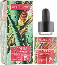 Parfums et Produits cosmétiques Sérum au jus d'aloe vera bio pour visage - Aloesove