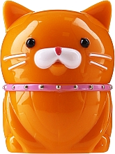 Parfums et Produits cosmétiques Baume à lèvres Cute Cat, Orange - Martinelia Lip Balm Orange
