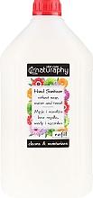 Parfums et Produits cosmétiques Gel désinfectant pour les mains - Bluxcosmetics Naturaphy Hand Sanitizer