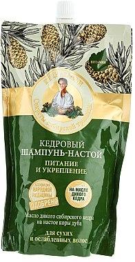 Shampooing fortifiant au cèdre - Les recettes de babouchka Agafia (recharge)