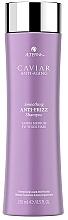Parfums et Produits cosmétiques Shampooing anti-frisottis à l'extrait de caviar - Alterna Caviar Anti-Aging Smoothing Anti-Frizz Shampoo