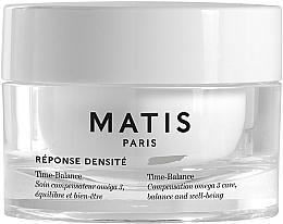 Parfums et Produits cosmétiques Crème à l'extrait de graines de cacao pour visage - Matis Reponse Densite Time-Balance
