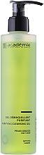 Parfums et Produits cosmétiques Gel démaquillant et purifiant pour peaux grasses - Academie Visage Purifyng Cleansing Gel