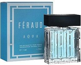 Parfums et Produits cosmétiques Feraud Aqua - Eau de Toilette