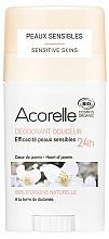 Parfums et Produits cosmétiques Déodorant stick pour peaux sensibles - Acorelle Deodorant Stick Gel Heart Of Jasmine