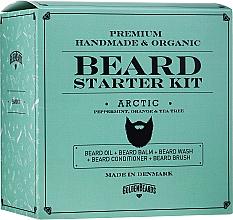 Parfums et Produits cosmétiques Golden Beards Starter Beard Kit Arctic - Coffret