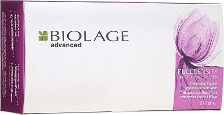 Soin activateur de densité pour cheveux en ampoules - Biolage Full Density Thickening Hair System