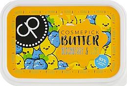 Parfums et Produits cosmétiques Beurre pour corps, Mûre et citron - Cosmepick Body Butter Blackberry & Lime