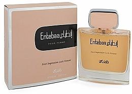 Parfums et Produits cosmétiques Rasasi Entebaa - Eau de Parfum