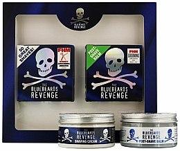 Parfums et Produits cosmétiques The Bluebeards Revenge - Set (baume après-rasage/100ml + crème à raser/100ml)