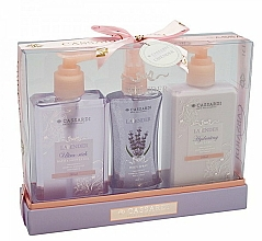 Parfums et Produits cosmétiques Set cosmétique - Cassardi Lavender (gel douche/200ml + lotion corporel/200ml + baume parfumé/100ml)