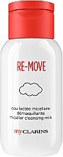 Parfums et Produits cosmétiques Eau lactée micellaire démaquillante - Clarins My Clarins Re-Move Micellar Cleansing Milk