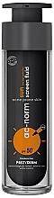 Parfums et Produits cosmétiques Fluide pour visage - Frezyderm Ac-Norm Active Sun Screen Fluid Spf50+