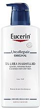 Parfums et Produits cosmétiques Fluide nettoyant à l'urée pour corps - Eucerin UreaRepair Original Washfluid 5%