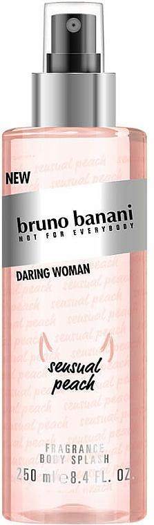 Bruno Banani Daring Woman - Brume parfumée pour corps