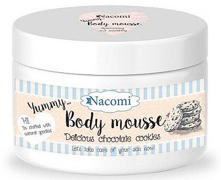 Mousse au chocolat pour corps - Nacomi Body Mousse