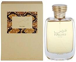 Parfums et Produits cosmétiques Rasasi Hawas For Her - Eau de parfum