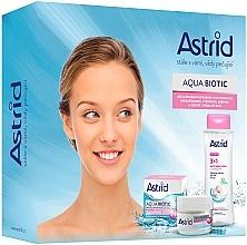 Parfums et Produits cosmétiques Astrid Aqua Biotic - Set (crème / 50ml + eau micellaire / 400m)