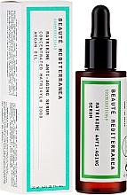 Parfums et Produits cosmétiques Sérum anti-âge à base de peptides pour visage - Beaute Mediterranea Matrikine Anti-aging Serum