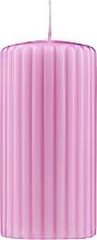 Parfums et Produits cosmétiques Bougie parfumée, Magnolia, 120/58 mm - Bolsius True Scents Candle