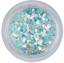 Parfums et Produits cosmétiques Paillettes pour ongles - Hi Hybrid Glam Brokat Glitter