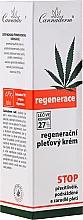 Parfums et Produits cosmétiques Crème aux huiles de chanvre et arbre à thé pour visage - Cannaderm Regenerace Cream