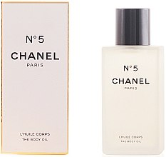 Parfums et Produits cosmétiques Chanel N5 - Huile parfumée pour corps