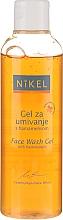 Parfums et Produits cosmétiques Gel nettoyant à l'hamamélis pour visage - Nikel Face Wash Gel with Hamamelis