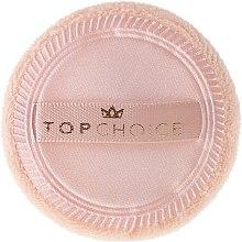 Parfums et Produits cosmétiques Houppette à poudre, 6494, beige - Top Choice