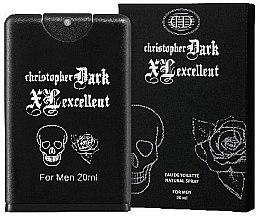 Parfums et Produits cosmétiques Christopher Dark Men XL Excellent - Eau de Toilette