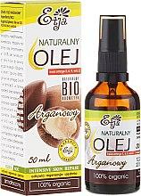 Parfums et Produits cosmétiques Huile d'argan 100% naturelle - Etja Natural Argan Oil