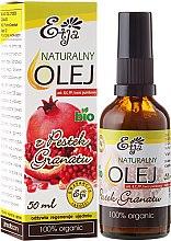 Parfums et Produits cosmétiques Huile de pépins de grenade 100% naturelle - Etja Bio