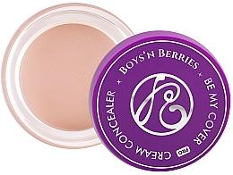 Parfums et Produits cosmétiques Correcteur visage - Boys`n Berries Be My Cover Pro Cream Concealer