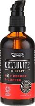 Parfums et Produits cosmétiques Soin anti-cellulite bio pour corps, Piment fort et Gingembre - Wooden Spoon Anti-cellulite Blend