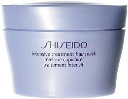 Masque capillaire traitement intensif - Shiseido Intensive Treatment Hair Mask — Photo N1