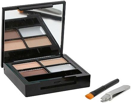 Kit sourcils - Makeup Revolution Focus & Fix Brow Kit