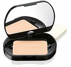 Parfums et Produits cosmétiques Poudre compacte pour visage - Bourjois Poudre Compacte Silk Edition