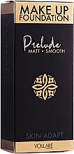 Parfums et Produits cosmétiques Fond de teint matifiant - Vollare Prelude Smoothing & Mattifying Make Up Foundation