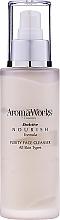 Parfums et Produits cosmétiques Gel nettoyant à l'huile de jojoba pour visage - AromaWorks Purity Face Cleanser