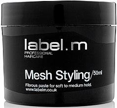 Parfums et Produits cosmétiques Crème de modelage - Label.m Mesh Styling