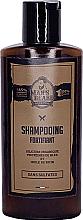 Parfums et Produits cosmétiques Shampooing sans sulfate - Man'S Beard Shampooing Fortifiant Sans Sulfates